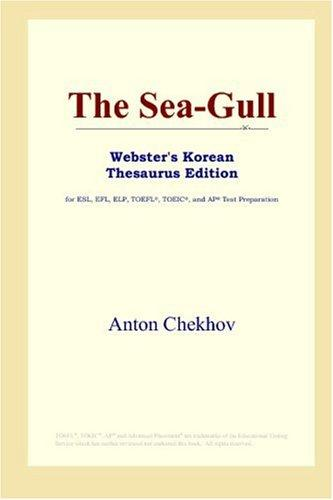 Download The Sea-Gull (Webster's Korean Thesaurus Edition)