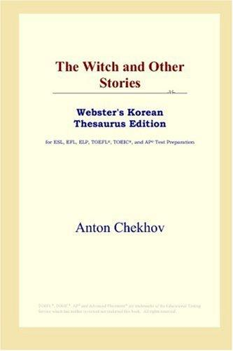 The Witch and Other Stories (Webster's Korean Thesaurus Edition)