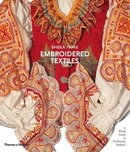Download Embroidered Textiles