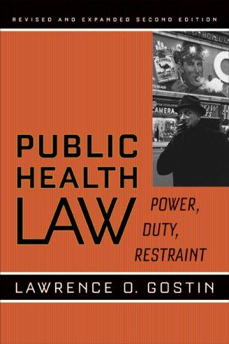 Download Public Health Law