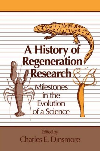 Download A History of Regeneration Research