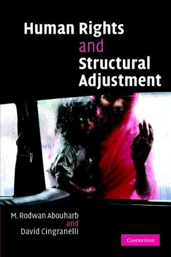 Download Human Rights and Structural Adjustment