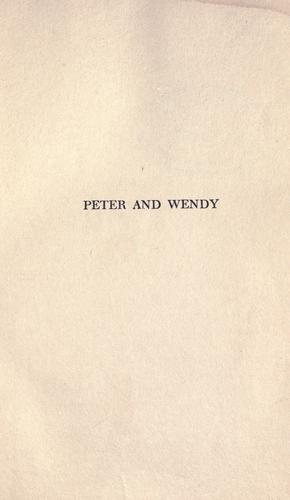 Download Peter and Wendy