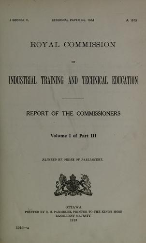 Download Report of the Commissioners.
