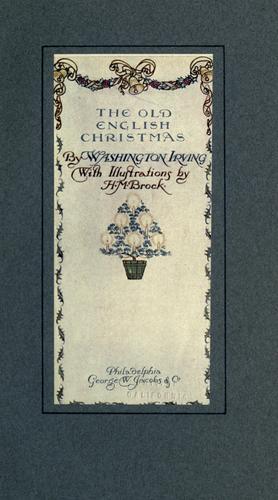 Download The old English Christmas