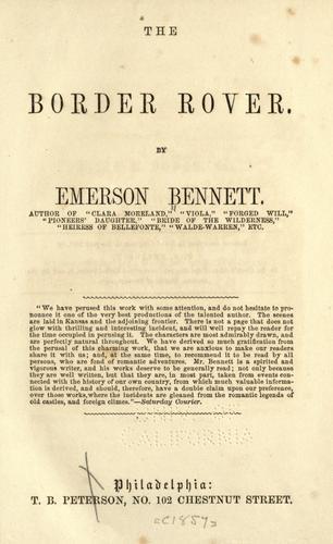 The border rover