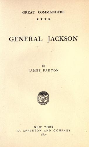 Download General Jackson