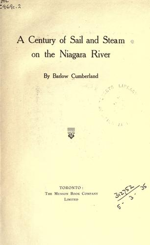 Download A century of sail and steam on the Niagara River