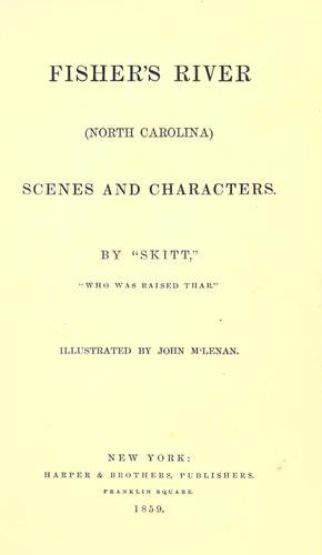 Fisher's River (North Carolina) scenes and characters