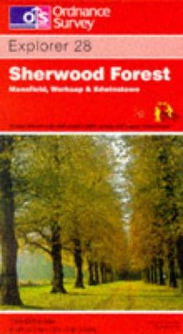 Sherwood Forest (Explorer Maps)