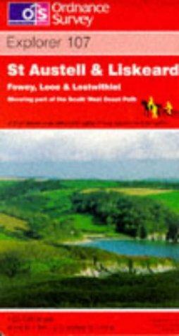 Download St.Austell and Liskeard (Explorer Maps)