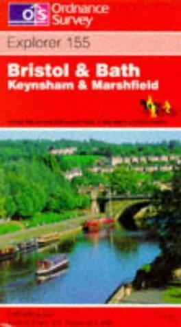 Download Bristol and Bath (Explorer Maps)