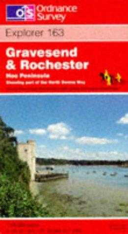 Download Gravesend and Rochester (Explorer Maps)