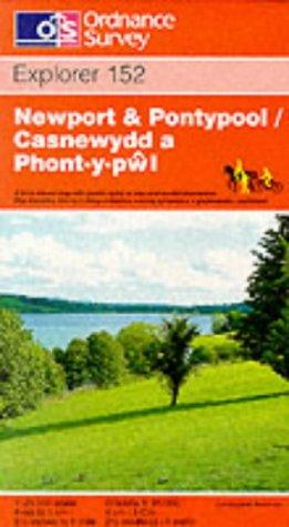 Download Newport and Pontypool (Explorer Maps)