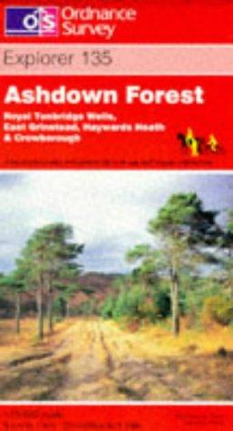Ashdown Forest (Explorer Maps)