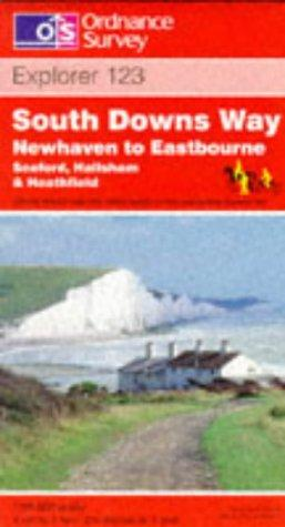 Download South Downs Way – Newhaven to Eastbourne (Explorer Maps)