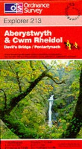 Download Aberystwyth and Cwm Rheidol (Explorer Maps)