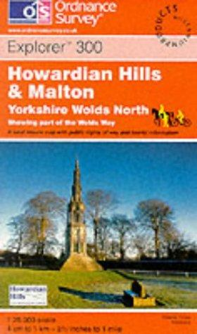 Download Howardian Hills and Malton (Explorer Maps)