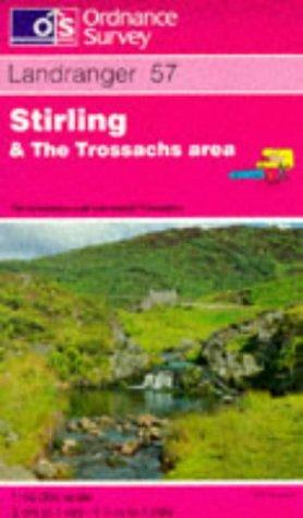Download Stirling and the Trossachs (Landranger Maps)