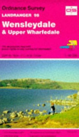 Wensleydale and Upper Wharfedale (Landranger Maps)