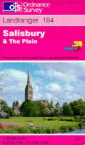 Salisbury and the Plain (Landranger Maps)