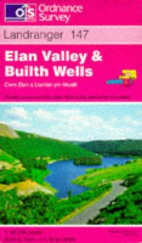 Elan Valley and Builth Wells (Landranger Maps)