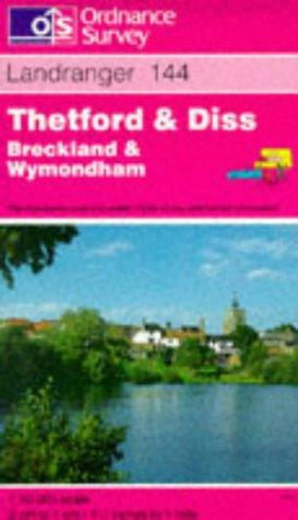 Download Thetford and Diss, Breckland and Wymondham (Landranger Maps)