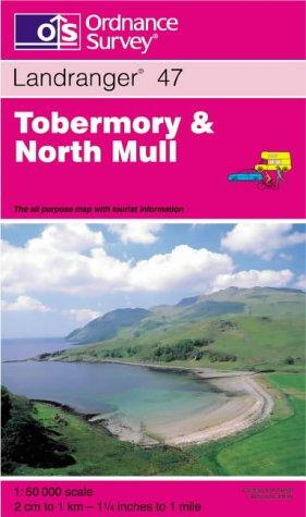 Download Tobermory and North Mull (Landranger Maps)