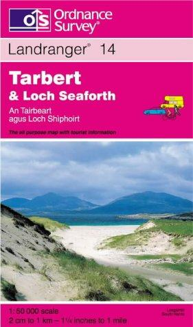 Download Tarbert and Loch Seaforth (Landranger Maps)