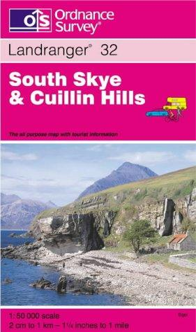 Download South Skye and Cuillin Hills (Landranger Maps)