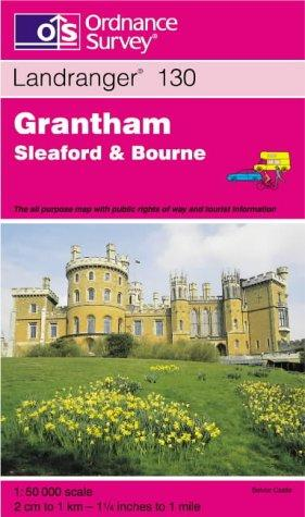 Download Grantham, Sleaford and Bourne (Landranger Maps)