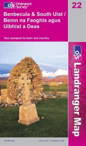 Download Benbecula and South Uist (Landranger Maps)