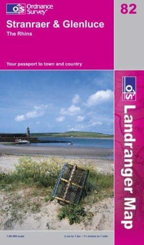 Download Stranraer and Glenluce (Landranger Maps)