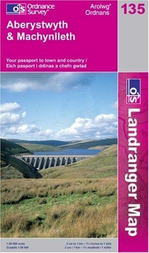 Download Aberystwyth and Machynlleth (Landranger Maps)