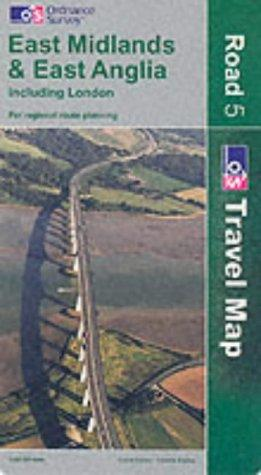 Download OS Travel Map–Road (Road Map)