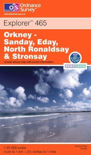 Download Orkney (Explorer Maps)