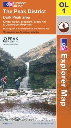 Download The Peak District (Explorer Maps)