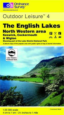The English Lakes (Outdoor Leisure Maps)