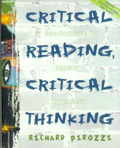 Download Critical Reading, Critical Thinking