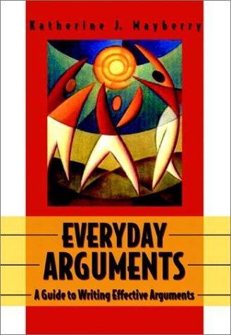 Download Everyday Arguments