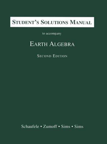 Download Earth Algebra