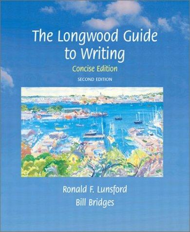 Download The Longwood guide to writing