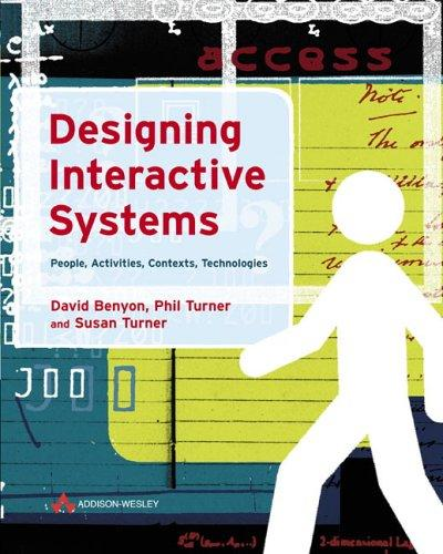 Download Designing Interactive Systems