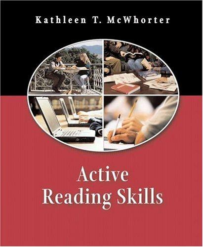 Download Active Reading Skills