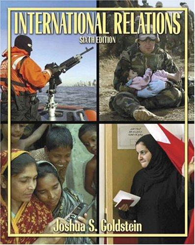 International Relations (6th Edition)