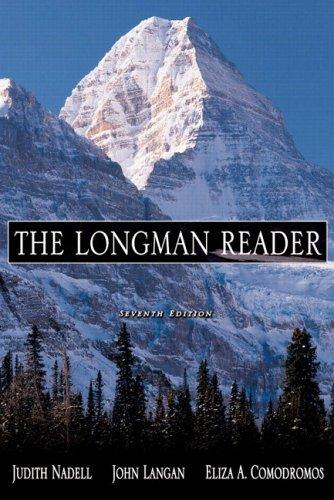 Download Longman Reader (with MyCompLab), The (7th Edition)