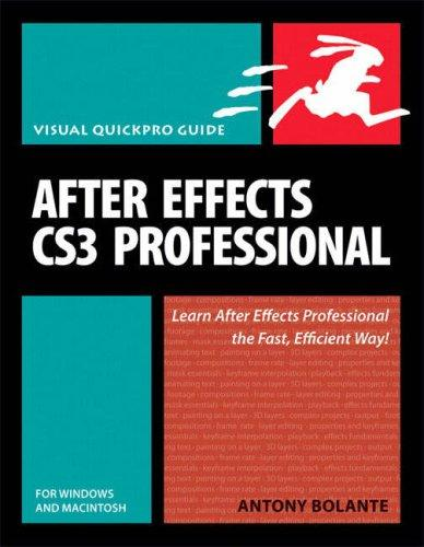 Download After Effects CS3 Professional for Windows and Macintosh