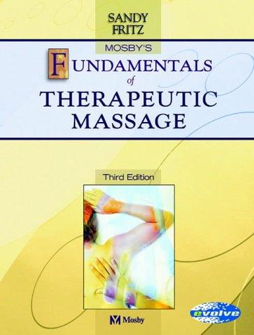 Download Mosby's fundamentals of therapeutic massage