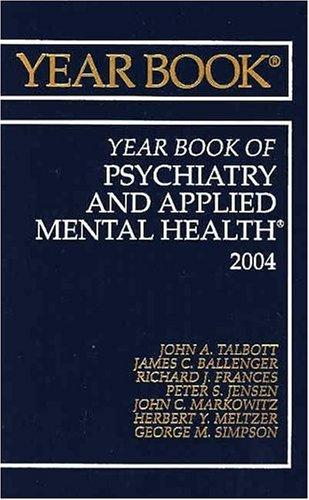 Download Year Book of Psychiatry and Applied Mental Health (Year Books)