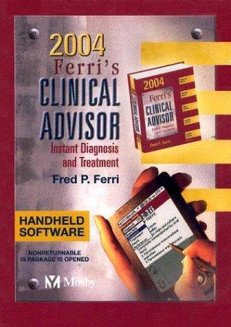Download Ferri's Clinical Advisor 2004 Pda
